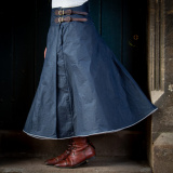 The Moorland – Riding Skirt in Navy