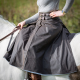 The Moorland – Riding Skirt in Vintage Brown