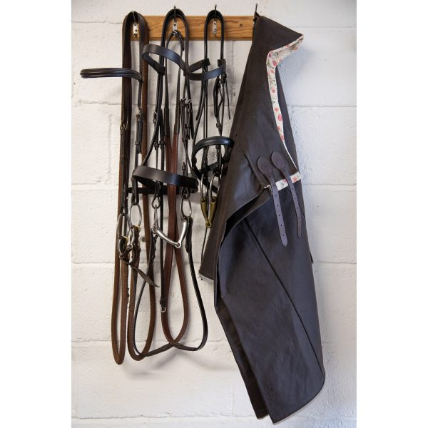 The moorland riding skirt hanging up