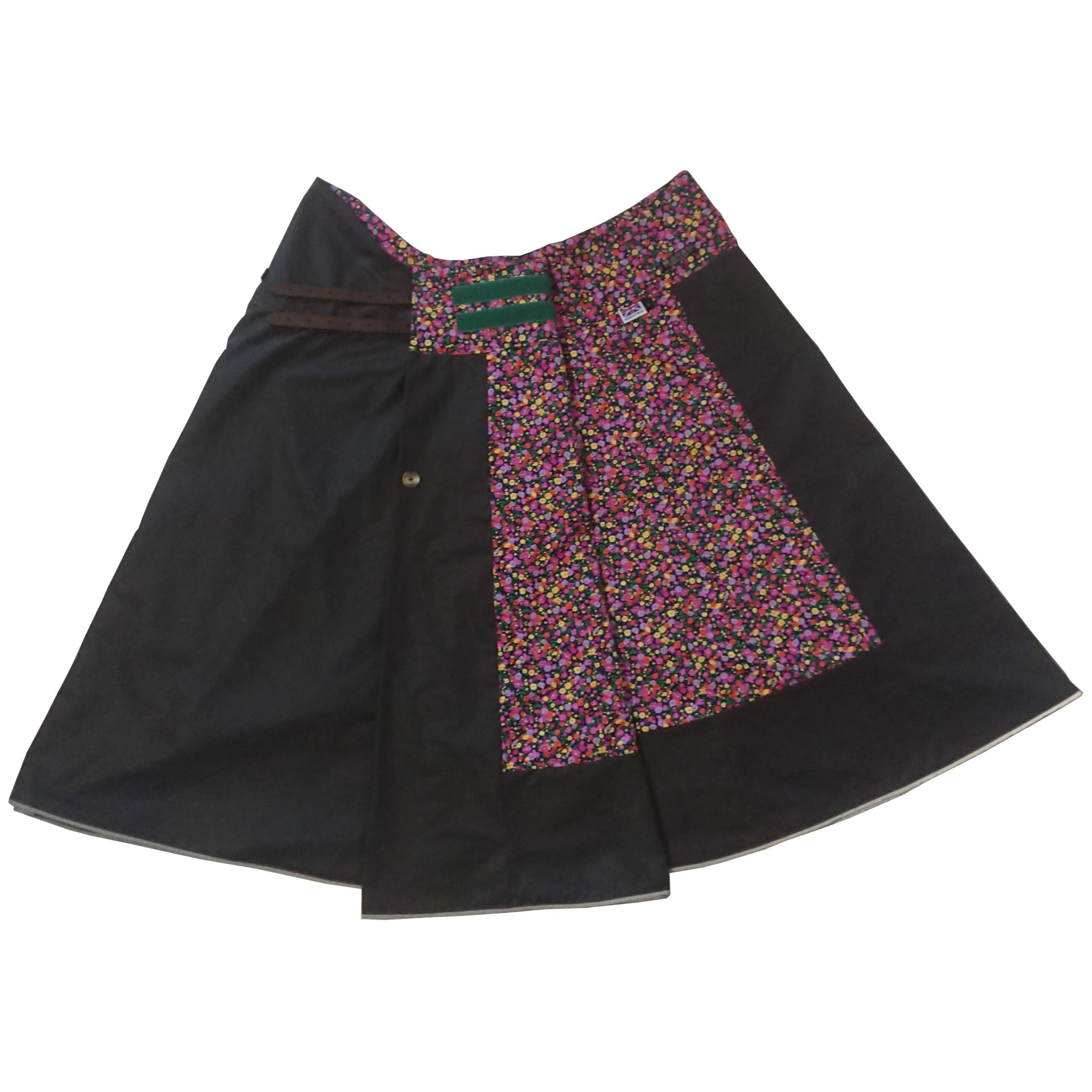 Floral days riding skirt