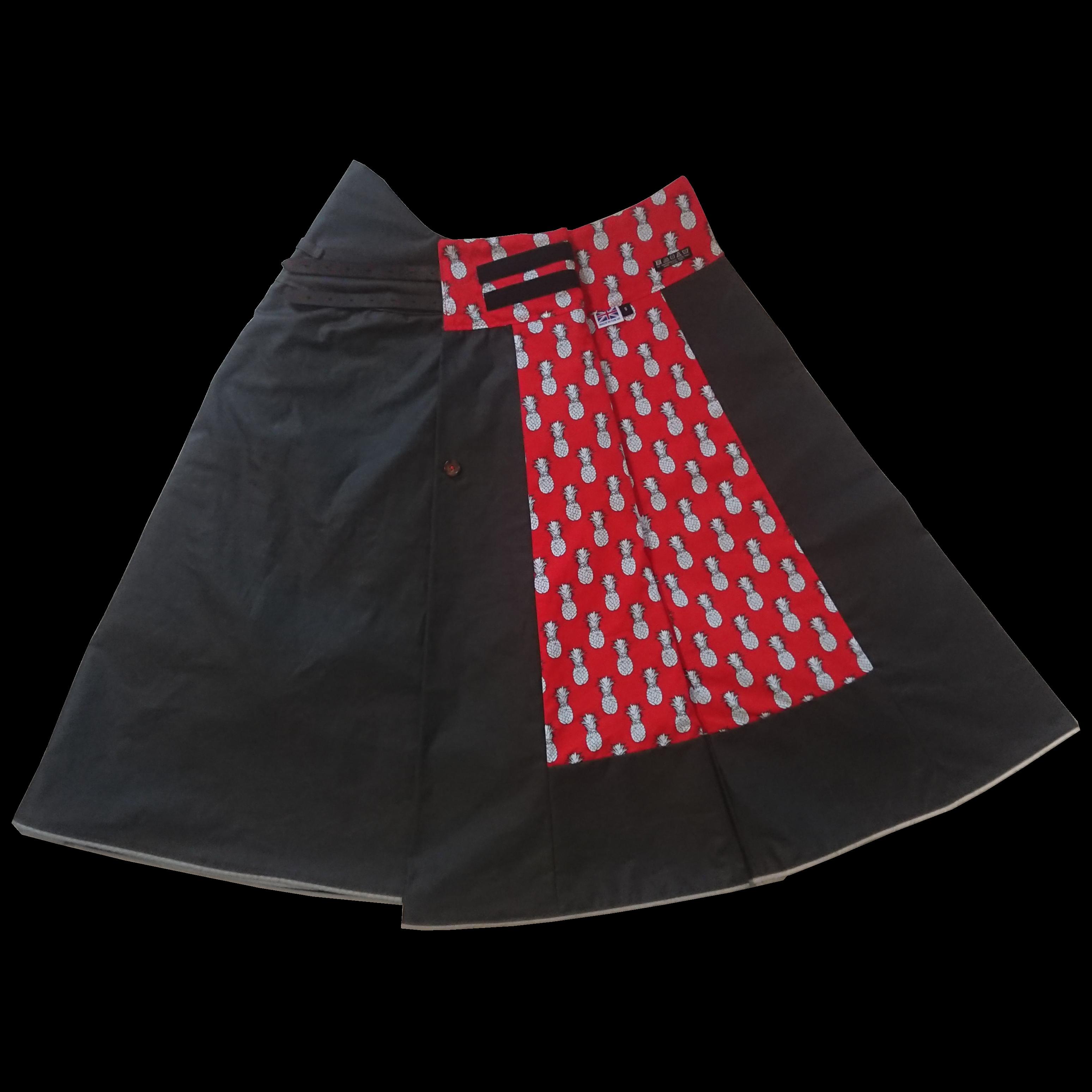 Tropicana skirt
