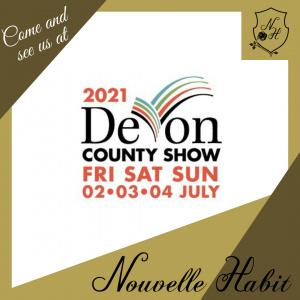 Devon county show dates
